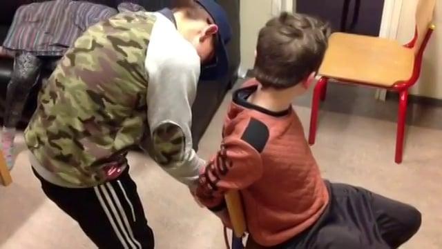 Den unge kidnapper