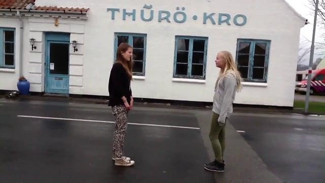 Afveje til Thurø Kro