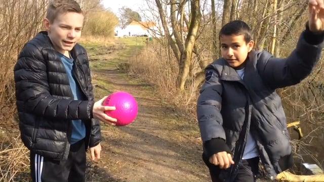 Dennis og Boris på eventyr