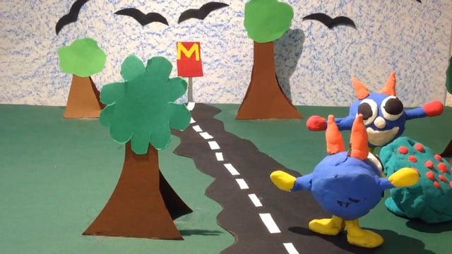 Vejen til McDonalds