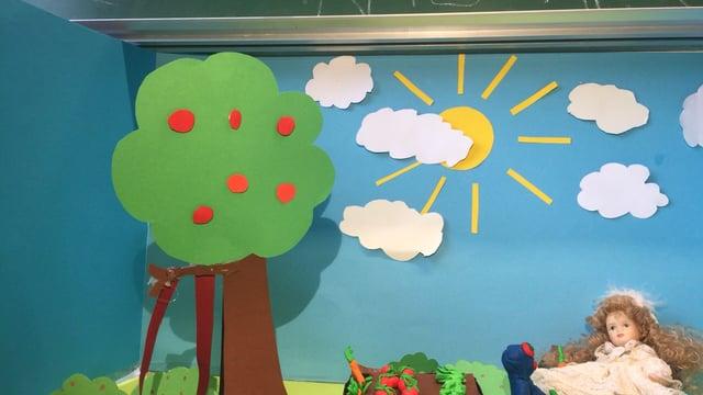 Det grønne træ