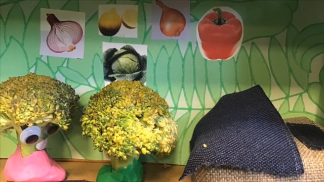 Broccolien Benny