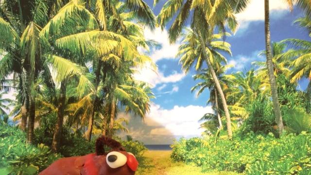 Rejsen til vulkanøen