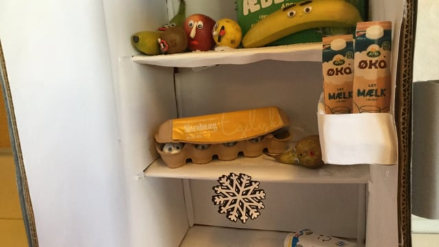 Køleskabet