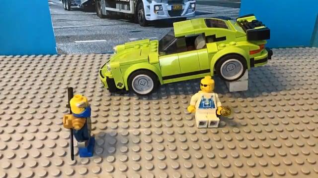 Legomanden er fattig