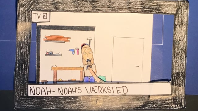 Noah's værksted
